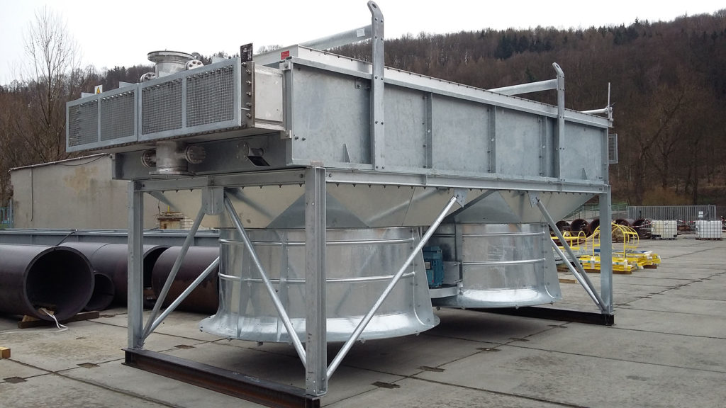 Air Cooled Heat Exchangers Air Cooled Condensers Flowproen