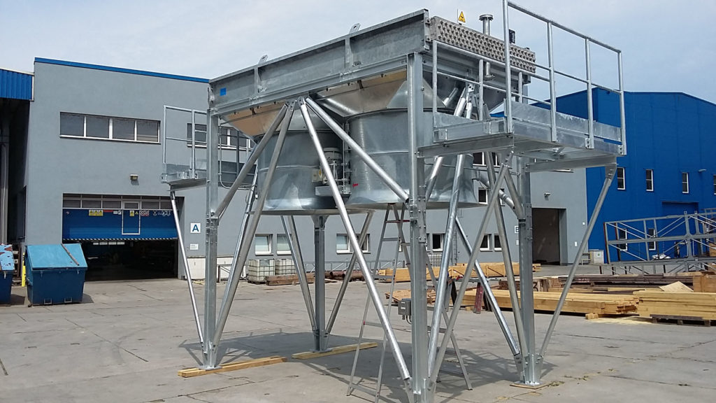 Air cooled heat exchangers | Air cooled condensers – Flowproen